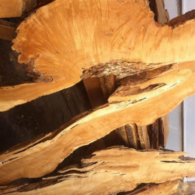 """Variouse Cherry burl $10bf 3"""" thick"""